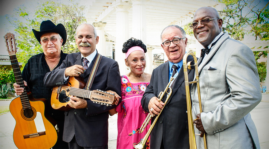 Orquesta Buena Vista Social Club 'Adios' Tour