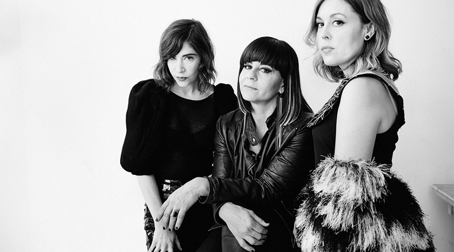 Sleater-Kinney - No Cities to Love Album Review
