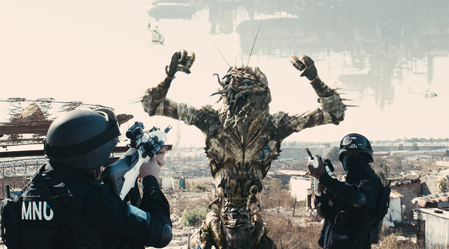 District 9 Movie Review