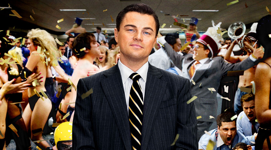 Wolf of Wall Street Movie Review
