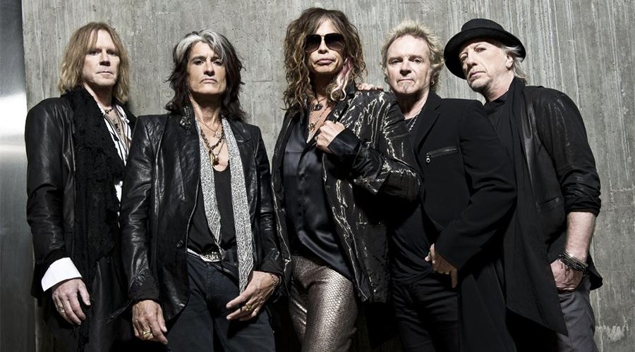 Aerosmith Rock Donington Park at Event Cinemas