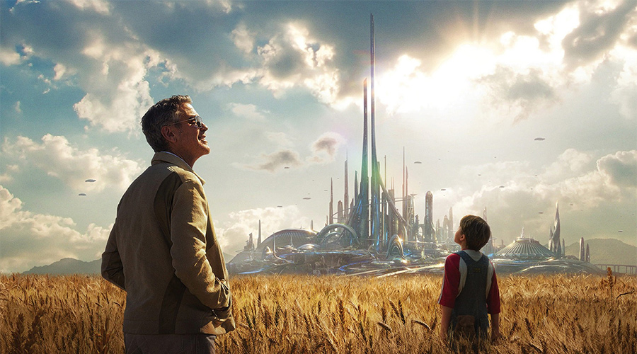 Tomorrowland Movie Review