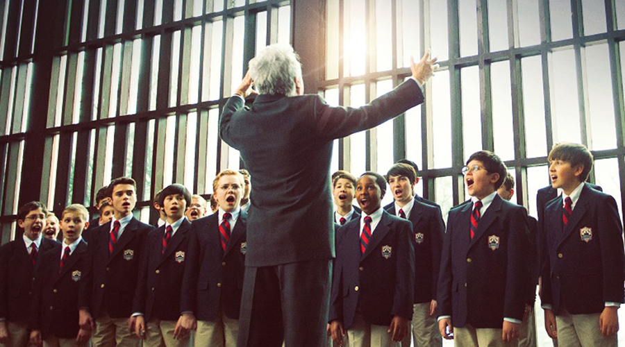 Boychoir Movie Review