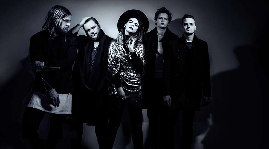 Of Monsters and Men 2015 Aussie Tour