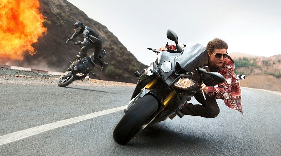 Mission: Impossible - Rogue Nation Movie Review