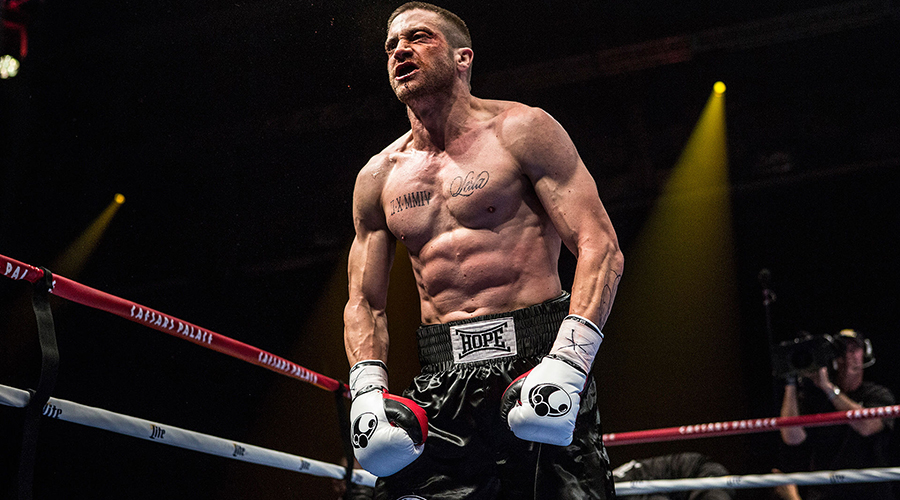 Southpaw Movie Review