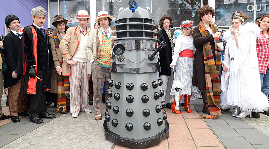 Doctor Who Festival 2015