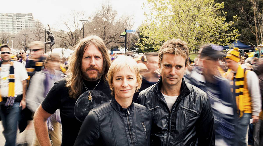 Spiderbait Aussie Tour