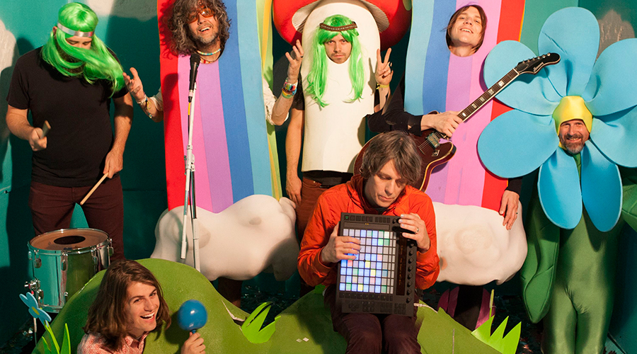 The Flaming Lips Australian Tour
