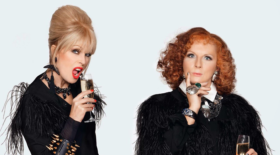 In Character: Absolutely Fabulous at GoMA