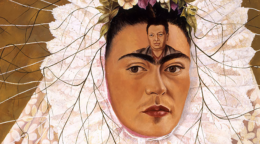 Frida Kahlo and Diego Rivera Exhibition at the Art Gallery of NSW