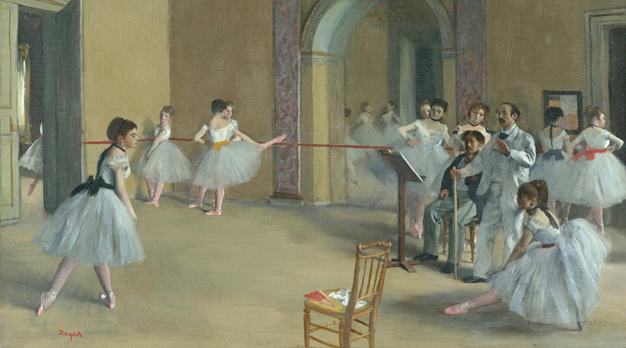 Degas - A New Vision Exhibition at NGV