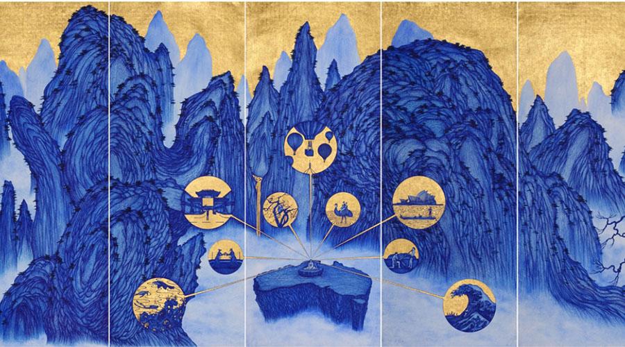 Ink Remix: Contemporary art from mainland China, Taiwan and Hong Kong at the Museum of Brisbane