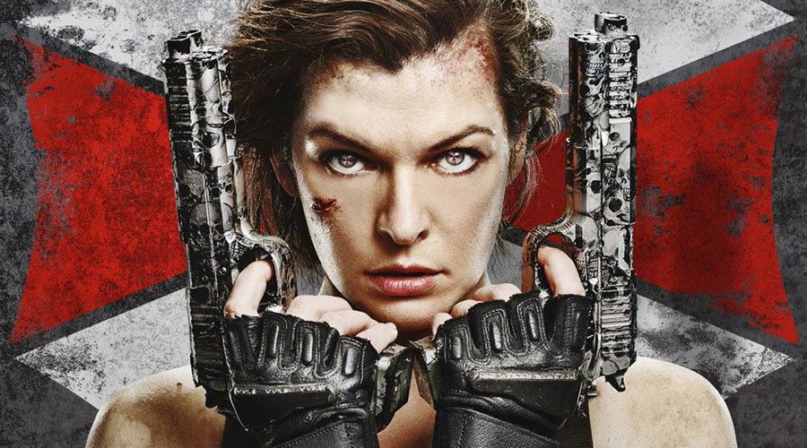 Resident Evil:The Final Chapter Competition