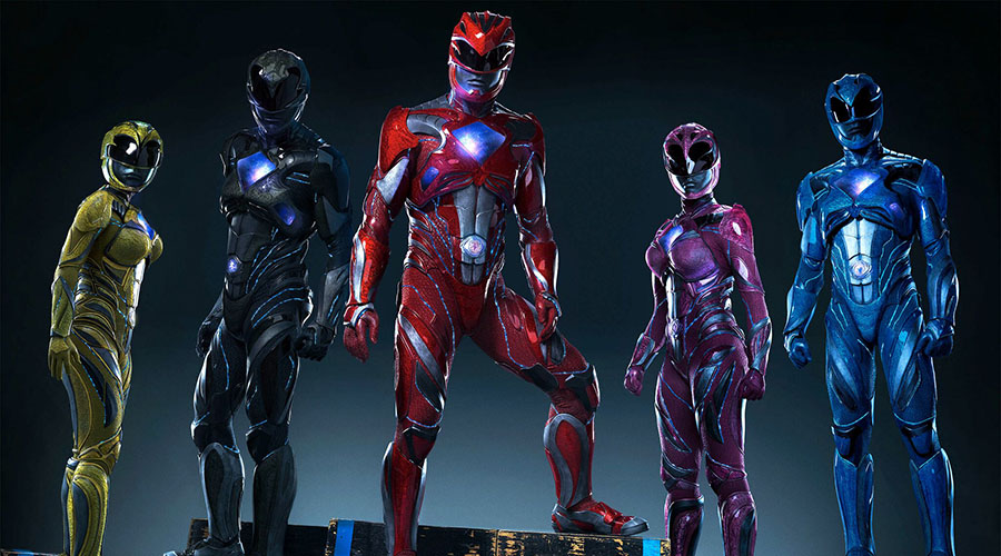 Power Rangers Official Trailer Debut