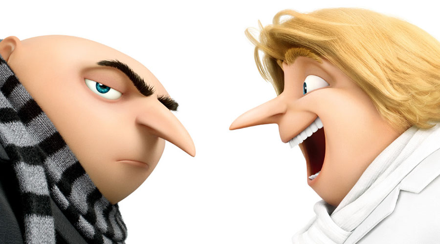 Watch the New Despicable Me 3 Trailer