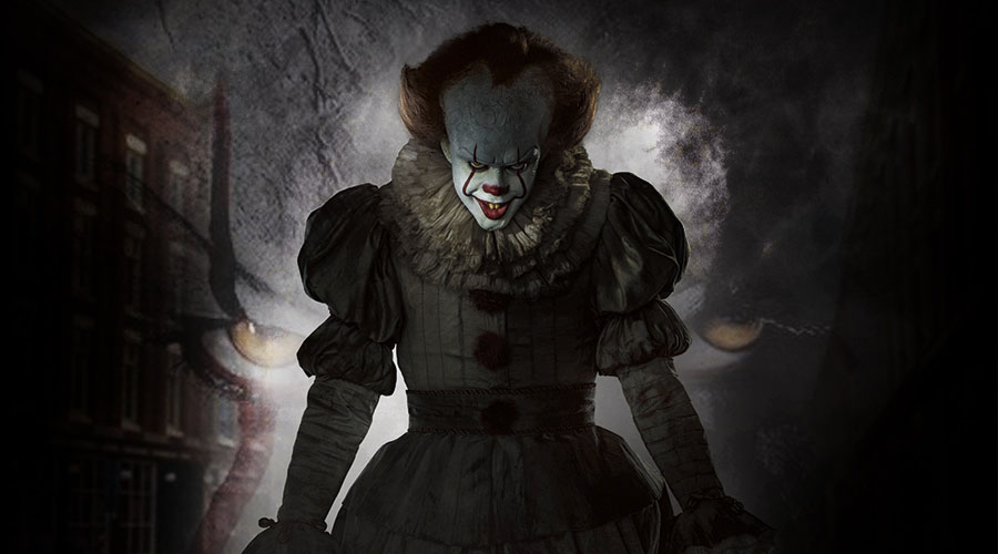 Watch the Official Teaser Trailer for IT