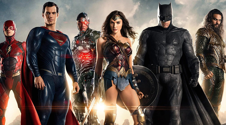 Watch the First Official Justice League Trailer
