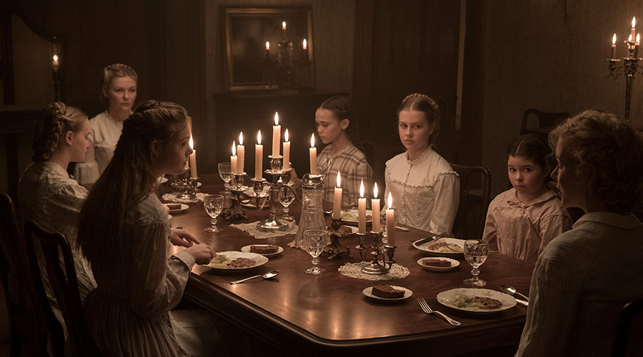 Watch the trailer for The Beguiled