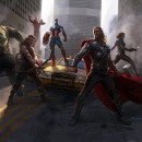 Marvel: Creating the Cinematic Universe Exhibition at GoMA