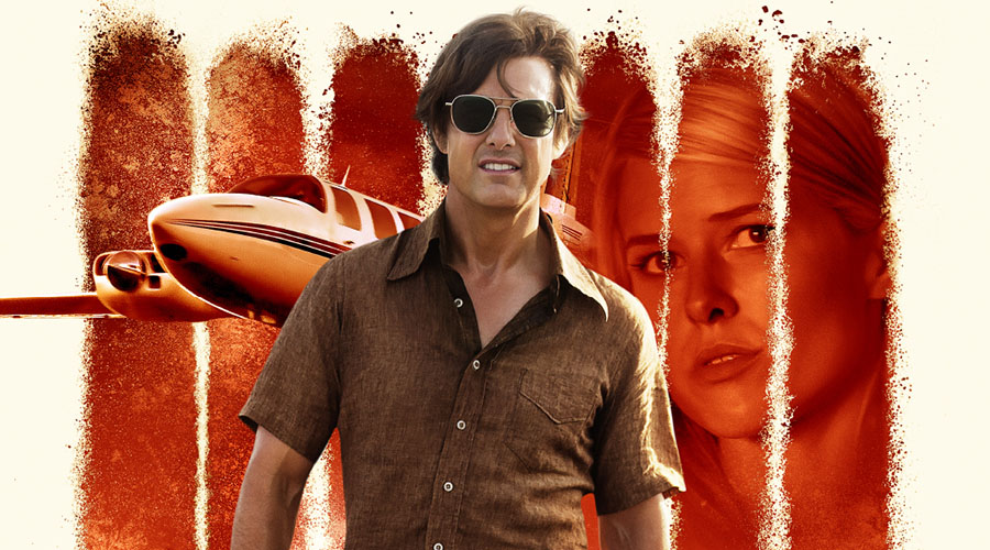 Watch the First Look Trailer for American Made
