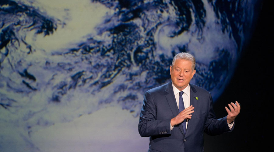 Watch the new clip from the highly anticipated An Inconvenient Sequel: Truth to Power