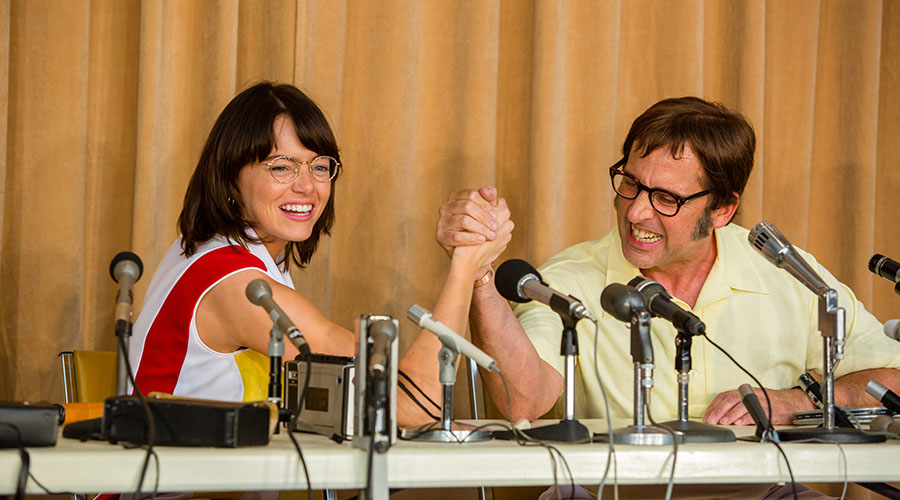 Watch the First Look Trailer for Battle of the Sexes