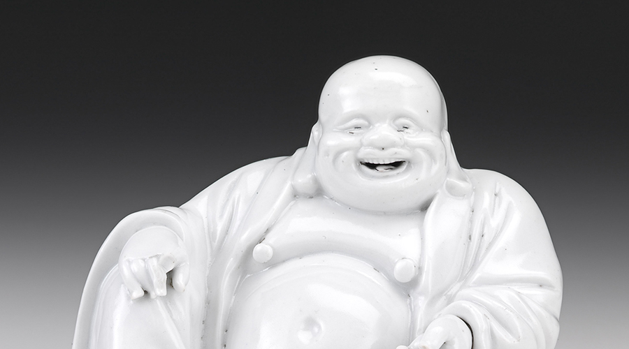 Buddha's Smile Exhibition at NGV