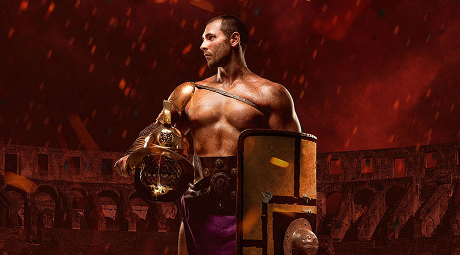 Gladiators: Heroes of the Colosseum at QM