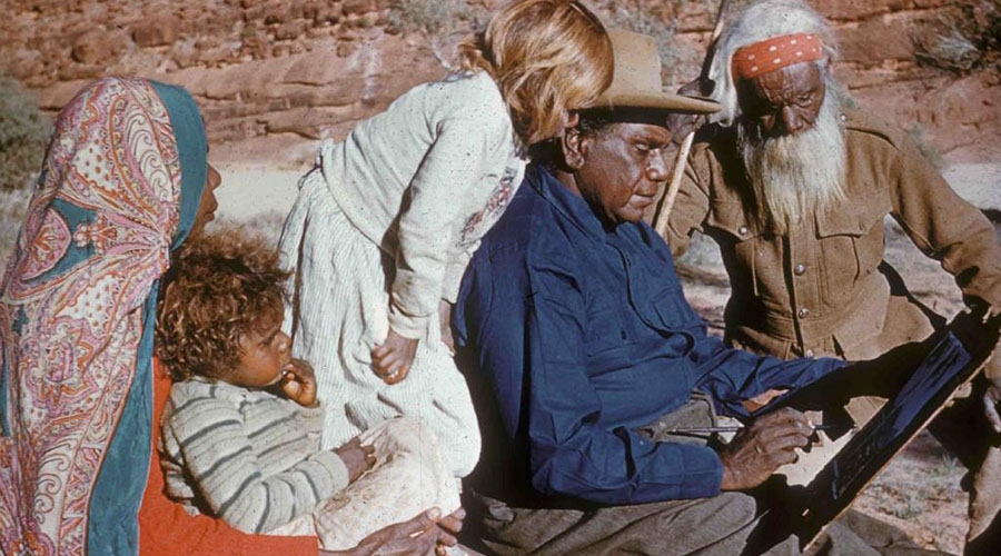 Namatjira Project Special Event at BIFF!