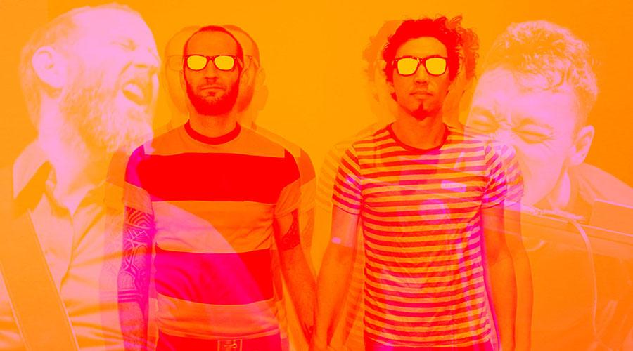 Regurgitator perform The Velvet Underground & Nico at the Brisbane Festival
