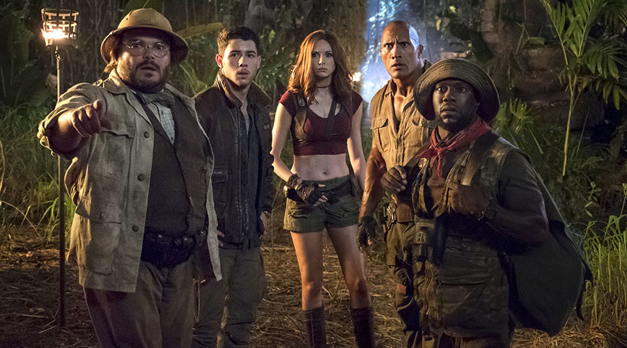 Watch the New trailer for Jumanji: Welcome to the Jungle - in cinemas December 26!