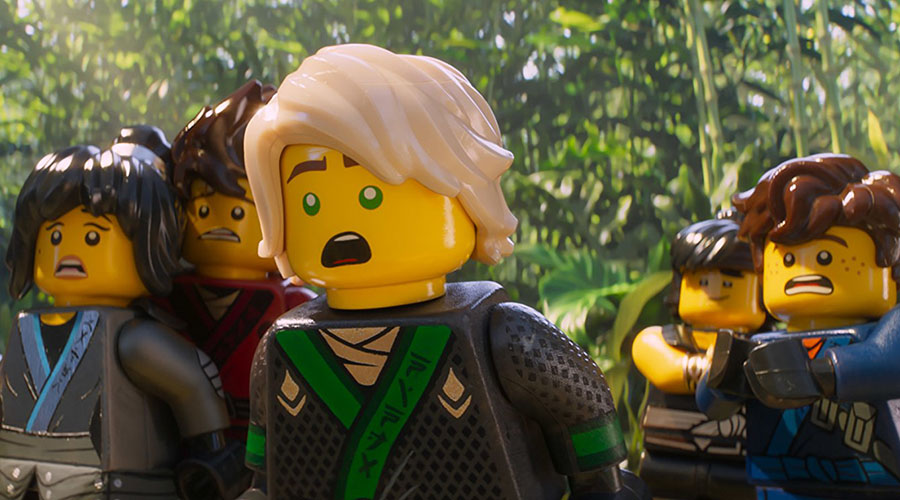 Kicks & Bricks: Making The LEGO Ninjago Movie Featurette