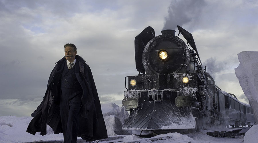 Watch the star-studded new trailer for Murder on the Orient Express!