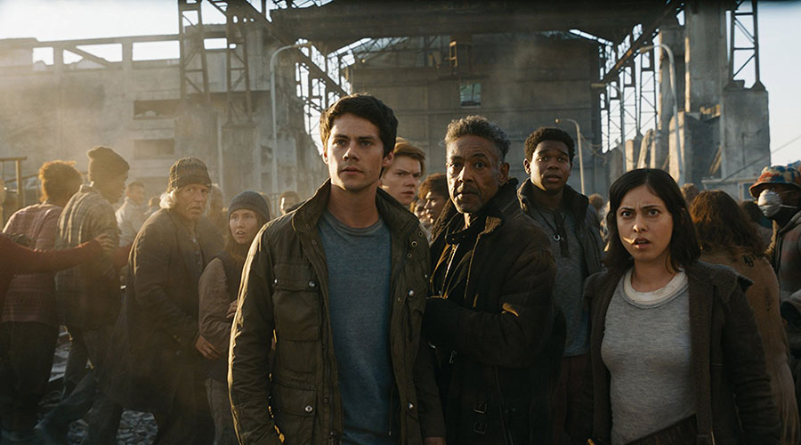 Watch the new Trailer for Maze Runner: The Death Cure - In cinemas 25 January 2018