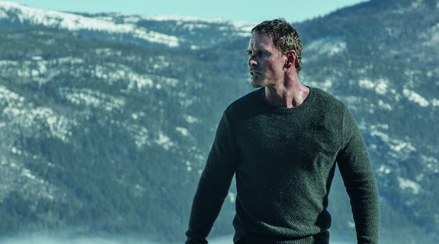 Watch the New Trailer for The Snowman – staring Michale Fassbender, in Cinemas October 9!
