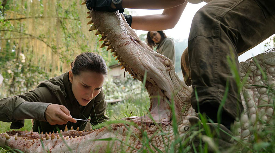 Watch the First Look Trailer for Annihilation Starring Natalie Portman!
