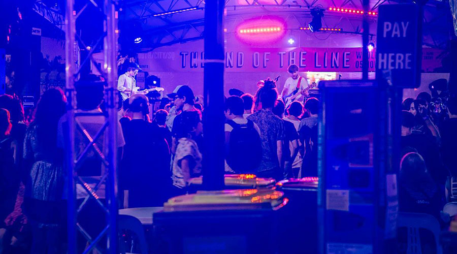 The End of the Line Festival 2017
