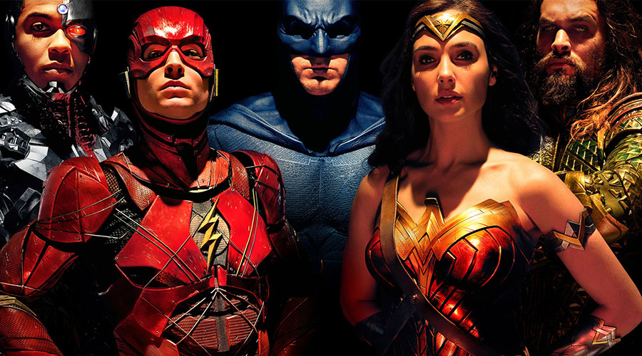 Watch the Justice League Official Heroes Trailer Debut