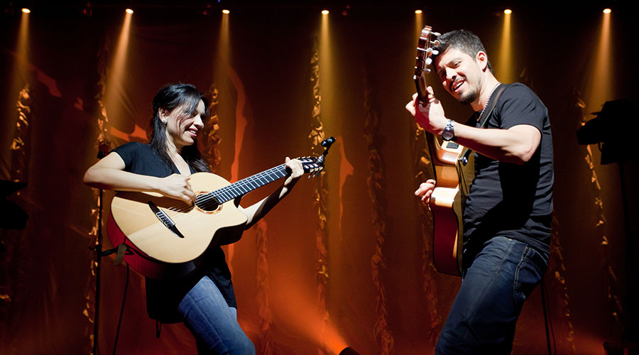 Rodrigo y Gabriela Touring Australia March 2018