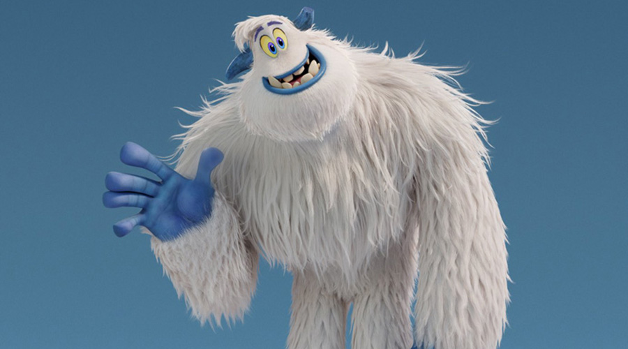 Watch the teaser trailer for Smallfoot - turning the bigfoot legend upside down!
