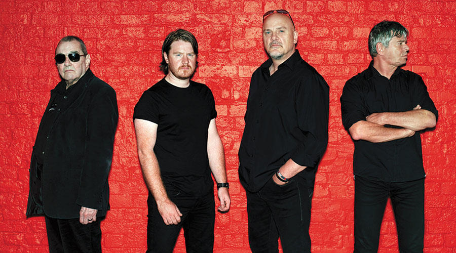 The Stranglers Classic Collection Australian Tour