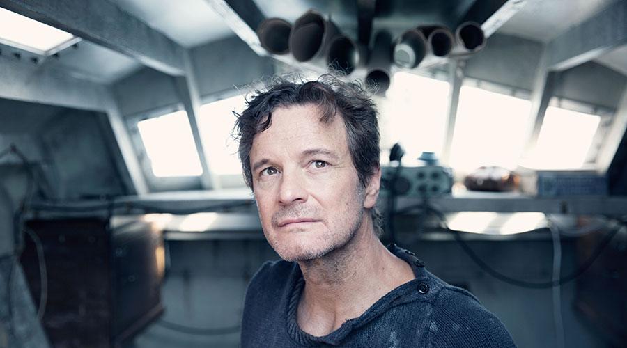 Watch The Mercy Trailer starring Academy Award Winners Colin Firth & Rachel Weisz!