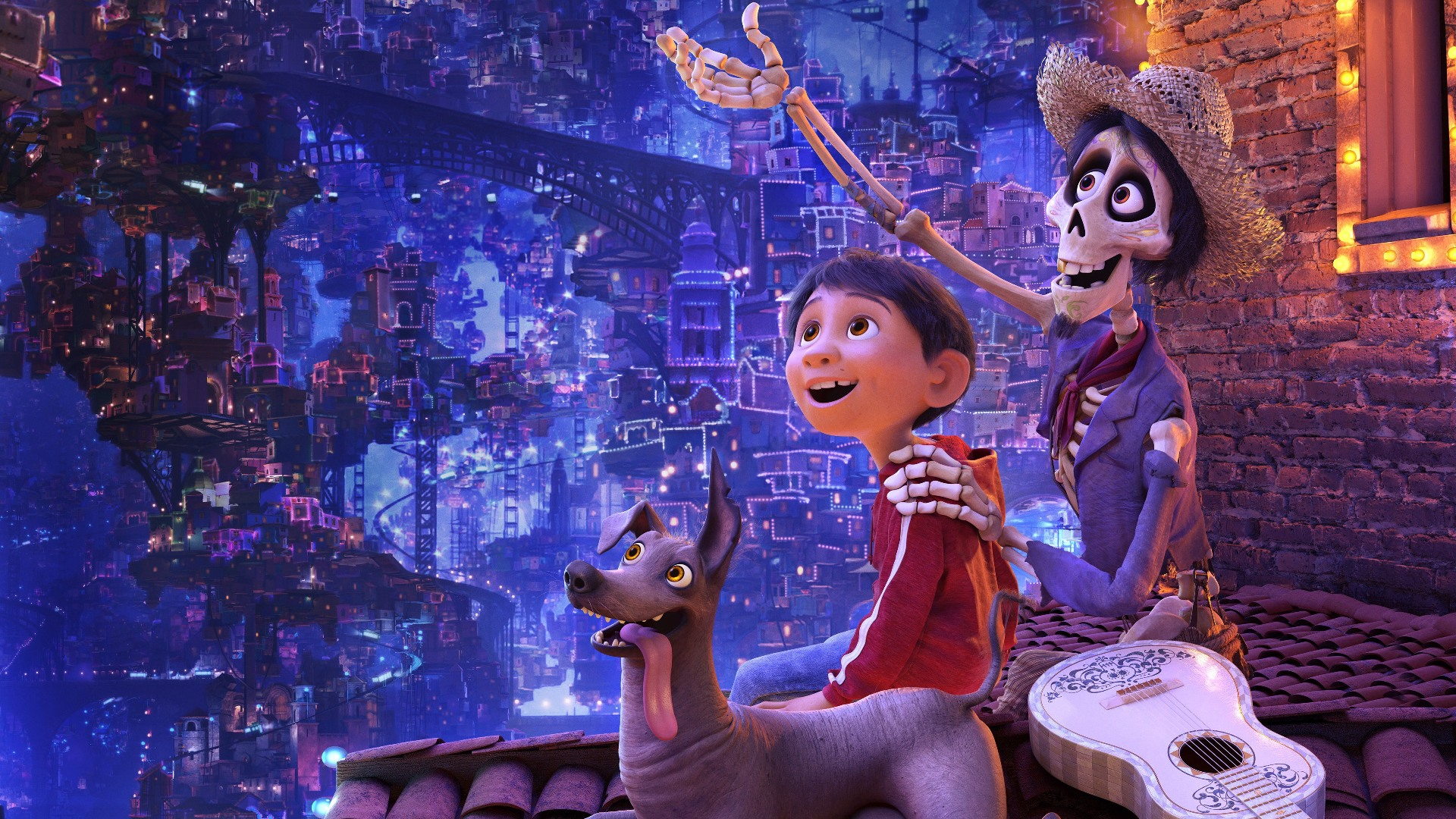 Disney Pixar's COCO - Special screening in Spanish!