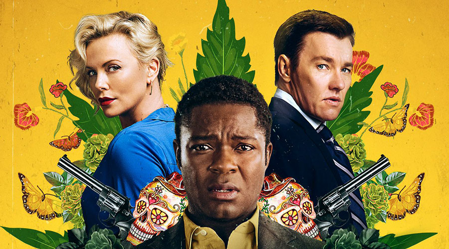Watch the New Trailer for Gringo - Starring Charlize Theron!