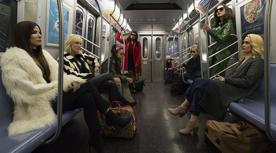 Watch Sandra Bullock Assembles Her Heist Crew in the First Official Ocean's 8 Trailer!