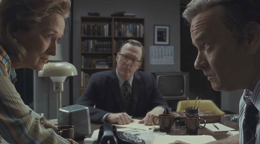 Win a Double Pass to see The Post Starring Meryl Streep and Tom Hanks!
