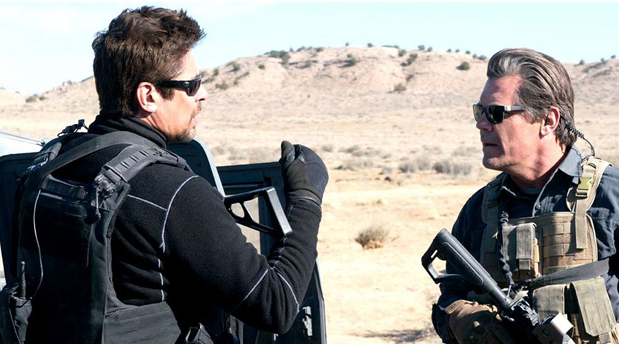 Watch Benicio Del Toro and Josh Brolin Get Dirty in First Trailer for Sicario 2: Soldado