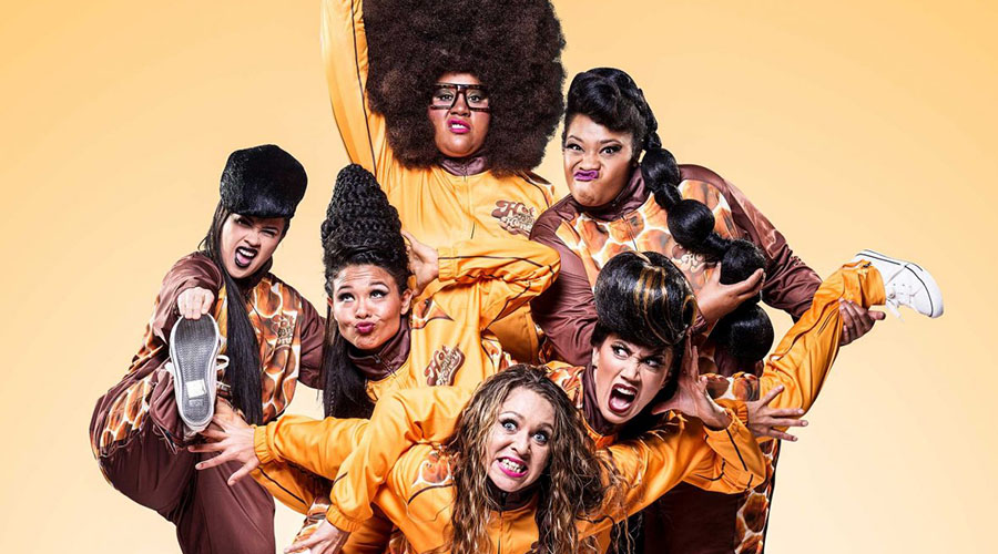Smash hit Hot Brown Honey returns to Brisbane in April!