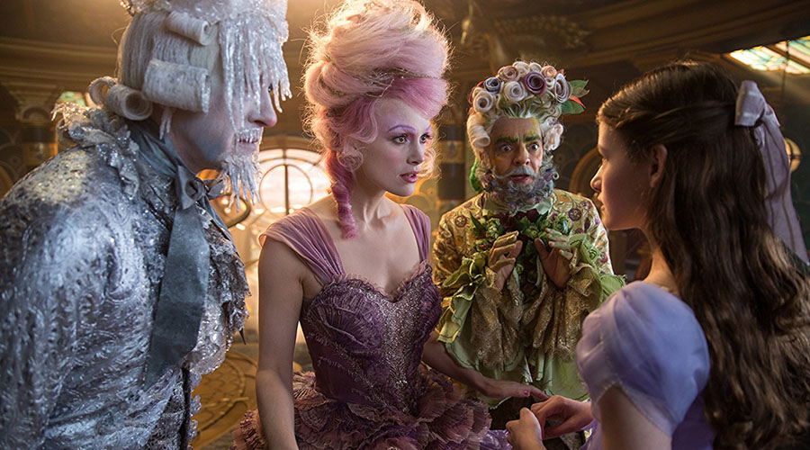 Watch the new Trailer for Disney's The Nutcracker and the Four Realms - In Cinemas November 2018!